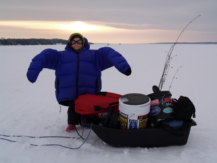 Lake Simcoe Ice Conditions 2010-2012