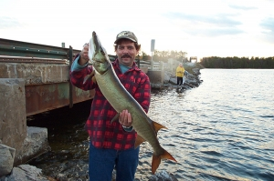 Muskie, Gannons Narrows